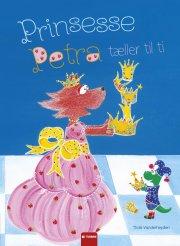 prinsesse petra tæller til ti - bog