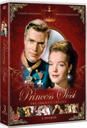 princess sissi - complete collection - DVD