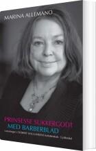prinsesse sukkergodt med barberblad - bog