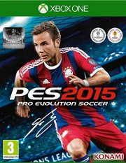 pro evolution soccer 2015 - day 1 edition - xbox one