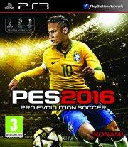 pro evolution soccer (pes) 2016 - PS3