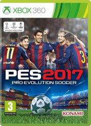 pes 17 / 2017 - pro evolution soccer - xbox 360