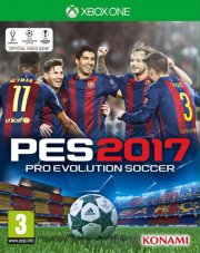 pes 17 / 2017 - pro evolution soccer - xbox one