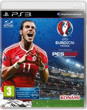 pro evolution soccer (pes) - euro 2016 version - PS3