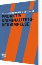 proaktiv kriminalitetsbekæmpelse for politifolk - bog