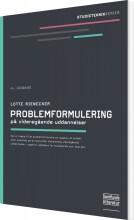 problemformulering - bog