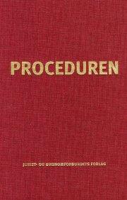 proceduren - bog