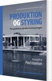 produktion og styring - bog