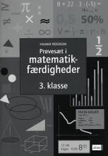 prøvesæt i matematikfærdigheder, 3.kl - bog