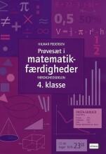 prøvesæt i matematikfærdigheder, 4.kl - bog