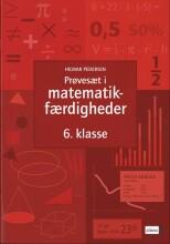 prøvesæt i matematikfærdigheder, 6.kl - bog