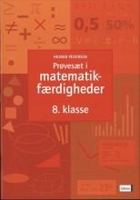 prøvesæt i matematikfærdigheder, 8.kl - bog