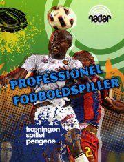 professionel fodboldspiller - bog