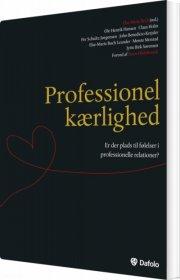 professionel kærlighed - bog