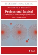 professionel kapital - bog