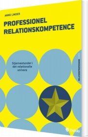 professionel relationskompetence - bog
