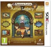 professor layton and the azran legacy - nintendo 3ds