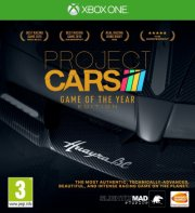 project cars - game of the year - xbox one