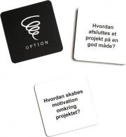 project uptions dialogkort - bog