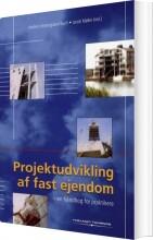 projektudvikling af fast ejendom - bog