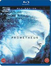 prometheus - 3d  - BLU-RAY+DVD