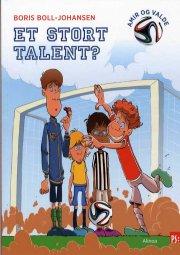 ps, amir og valde, et stort talent? - bog
