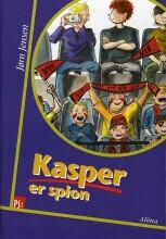 ps, kasper er spion - bog
