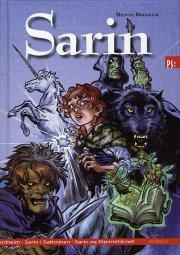 ps, sarin, samlet udgave, helbind - bog
