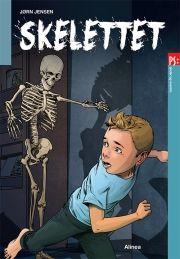 ps, skelettet - bog