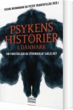 psykens historier i danmark - bog