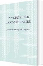 psykiatri for ikke-psykiatere - bog