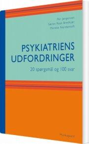 psykiatriens udfordringer - bog