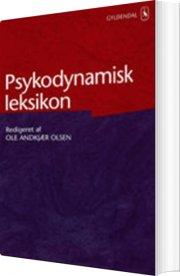 psykodynamisk leksikon - bog