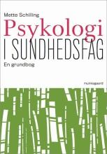 psykologi i sundhedsfag - bog