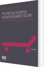 psykologiens videnskabsteori - bog