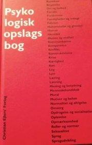 psykologisk opslagsbog - bog