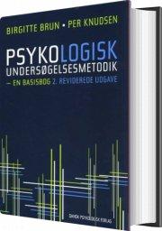 psykologisk undersøgelsesmetodik - bog
