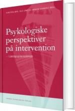 psykologiske perspektiver på intervention - bog