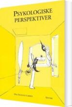 psykologiske perspektiver - bog