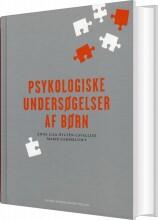 psykologiske undersøgelser af børn - bog