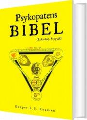 psykopatens bibel - bog