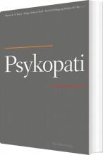 psykopati - bog
