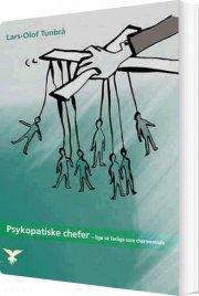 psykopatiske chefer - bog