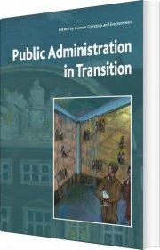 public administration in transition - bog