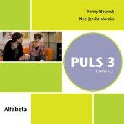 puls 3, lærer-cd - bog