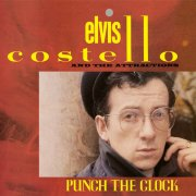 elvis costello and the attractions - punch the clock - Vinyl / LP