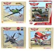 puslespil med disney flyvemaskiner - Brætspil