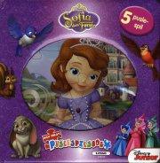 puslespilsbog - prinsesse sofia den første - bog