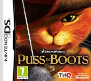 puss in boots - nintendo ds