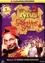 pyrus alletiders jul - julekalender - DVD